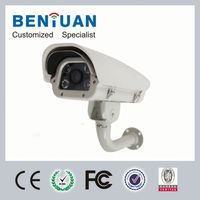 free security camera recording software 2.0Megapixels LPR License Plate Recognition Camera (For vehicle speed under 120KM/H)