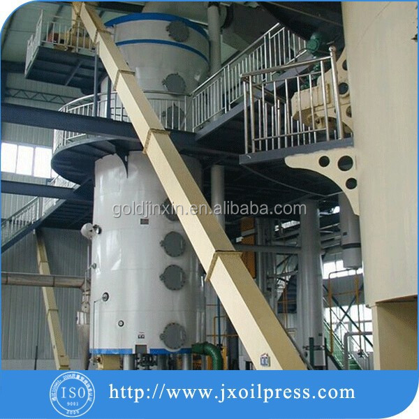 High quality extract machine for soybean oil/soybean meal extruder