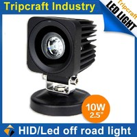 wholesale 4x4 Car Accessories led auto light IP67 waterpoof 2.5 Inch 850lm 10w Offroad Led Work Light