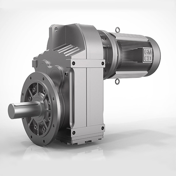 F series Parallel shaft gearbox for concrete mixer