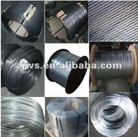 galvanized steel core wire for use in ACSR