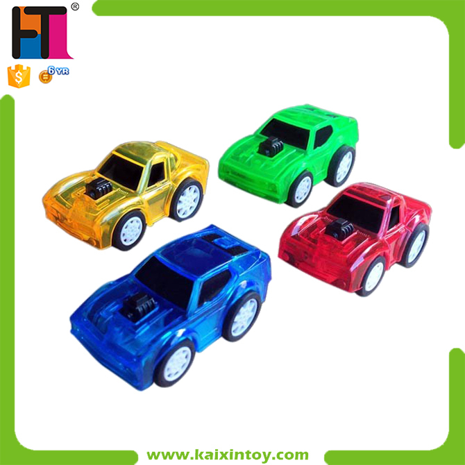 Hot Sale Promotion Item Plastic Four Wheel Mini Car