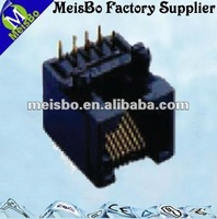 Multipurpose 8 pin rs232 to rj45 adapter