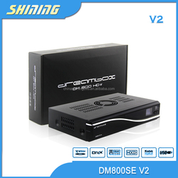 the latest model origial image dreambox 800 hd se v2 sim 2.2 full hd decoder sunray 800se pvr 512 mb satellite receiver cccam