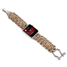 NEW woven belt watch strap for Apple Watch 38mm 42mm , for Apple Watch wristband