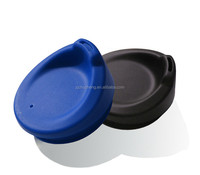 Ceramic Silicone Coffee Lids,coffee cup cover ,custom coffee mug with silicone lid