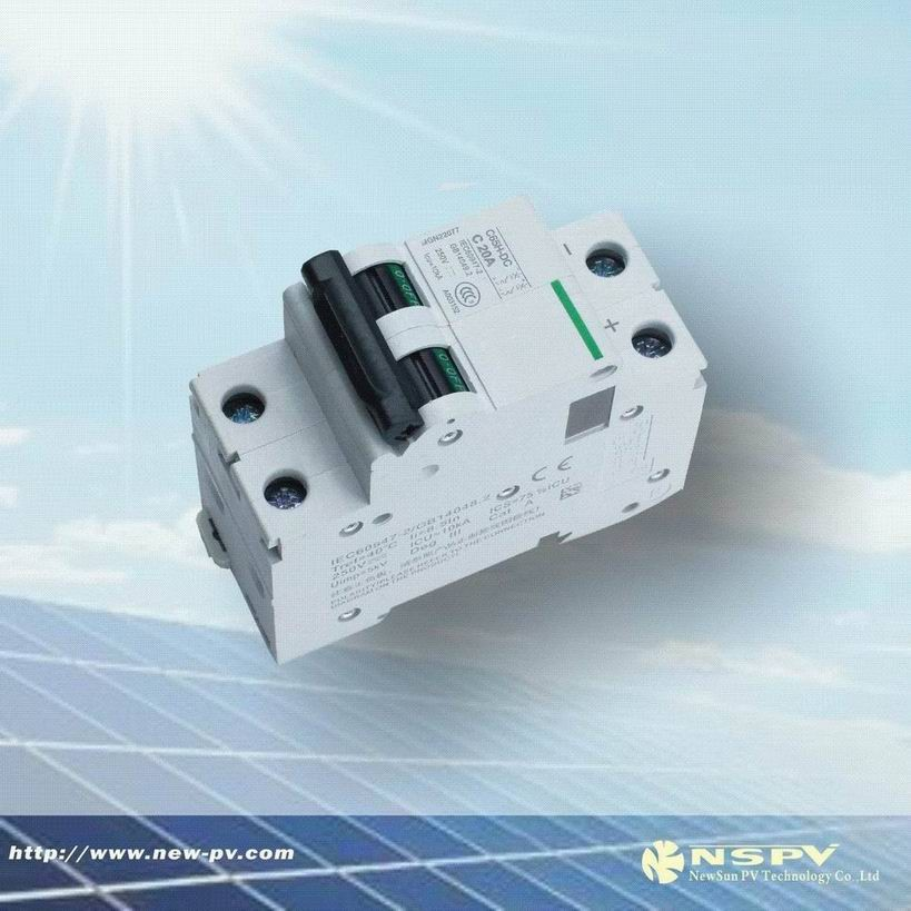 hot new products for 2015,high quality Solar ac/dc electrical circuit breaker