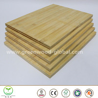 Bamboo plywood sheet for furniture making