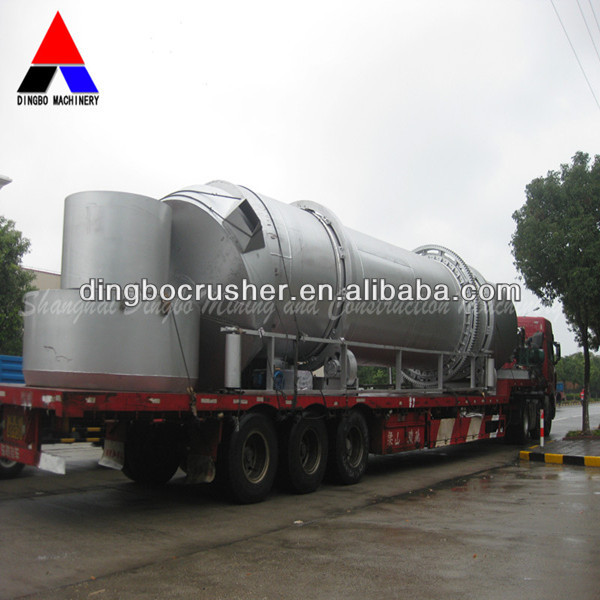 2400*20000 coal powder Rotary Drum Drier