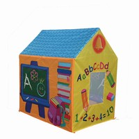 Easy Fold Up school house Children Tent for garden use