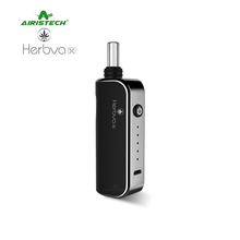 best seller herbva x 3 in 1 vaporizer for dry herb wax and cbd electronics, alibaba trending vaporizer from China factory T