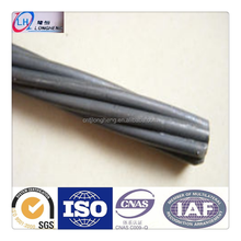 Pc strand wire weight stranded wire for building construction