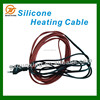 Silicon rubber insulated heat resistant heating cable
