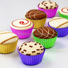 100% Food Grade Homemade Muffin Silicone Baking Cups,Nonstick Silicone Cupcaker Liners