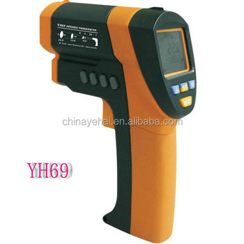 Digital Thermometer/Infrared Thermometer/Gun Type Digital Infrared Thermometer YH69