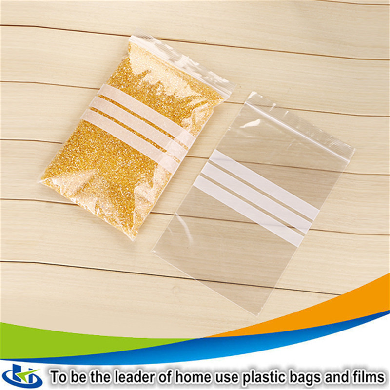 zipper bag for snack food packging dried food plastic bag sell from yiwu factory directly