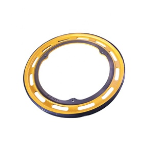 Customized escalator spare parts outer diameter 496 friction drive wheel
