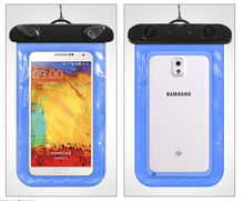 Ultraseal Colorful Eco-friendly PVC&imported Waterproof Membrane waterproof phone bag