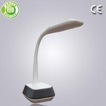 Touch sensitive desk lamp wireless led design table lamp with bluetooth speaker