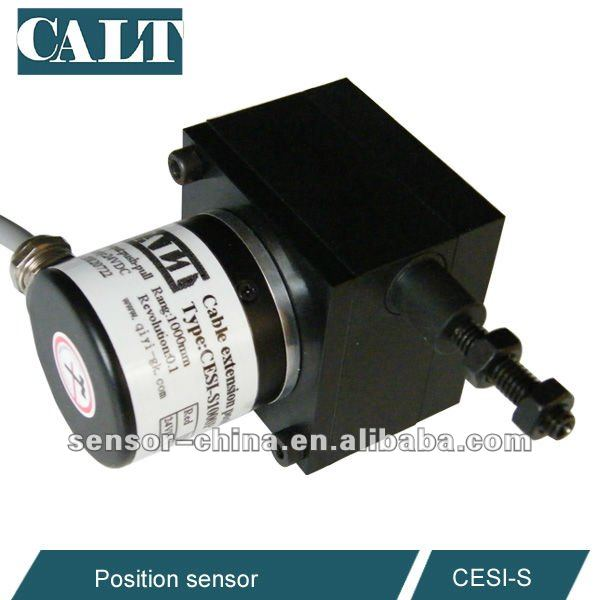linear position sensor/digital displacement transducer CWS100 range 100~1000mm