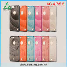 Free Sample for iPhone 6 Fashion TPU case, for iphone 6 Rotate Pattern Ultra Thin Soft Case