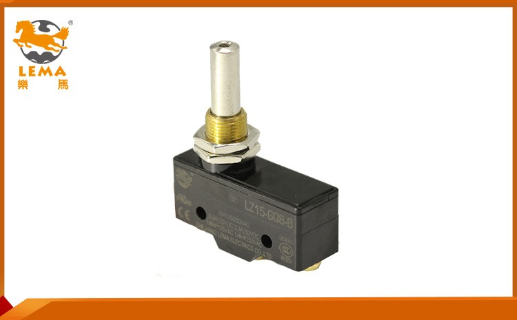 LZ15-GQ8-B High quality lever latching solder terminal micro switch safety switch
