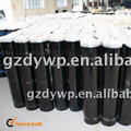 Both Sides Self-adhesive Bitumen Waterproof Membrane Finished PET Film