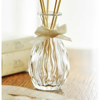 Hot selling decorative reed diffuser bottles for wholesale