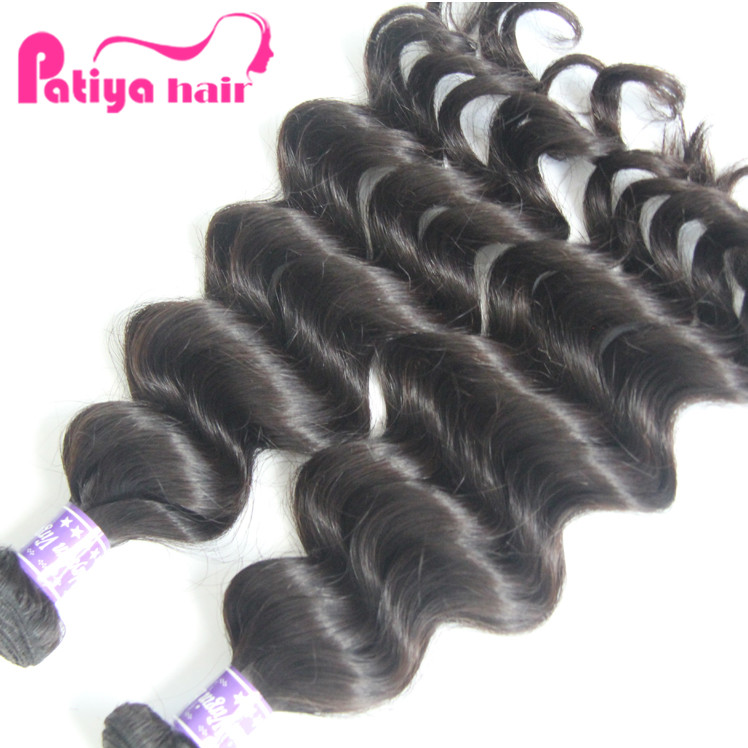 Full Cuticle Malaysian Human Hair Bundles 8-40 Invh Braiding Natural Wave Hair