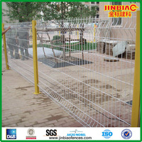 Hot Sale!! Welded Garden Fence/ Wire Mesh Metal Fence/ Wire Mesh Fence