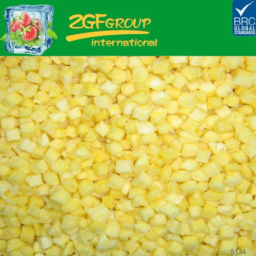 IQF Frozen Fresh pineapple seeds for sale in good quality in bulk