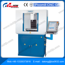 CNC Mini Drill Press/Milling Machine - PicoMill CNC GP for training, model construction and small batch productions