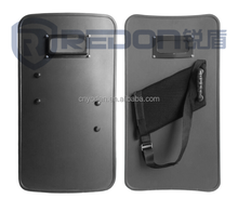 Military police anti riot ballistic shield
