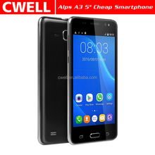 Alps A3 5.0 inch Touch Screen Dual SIM Card Low Price China Android Mobile Phone