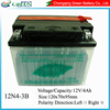 high performance mf battery for motorcycle