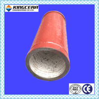 DN125*3m High Wear&Abrasion Resistant Concrete Pump Delivery Pipe