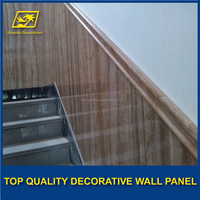 pvc laminated sheet interior wall decorative paneling