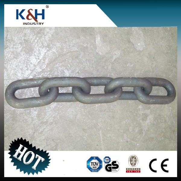 High strength DIN22252 22X86mm selef color chain for conveyor
