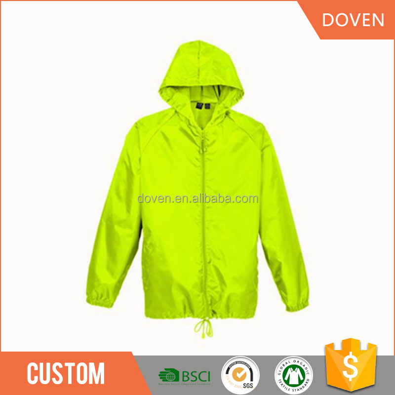 Windproof jacket for Adult and Child OEM