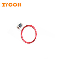 Customized self bonded coil with IC ID Card coil
