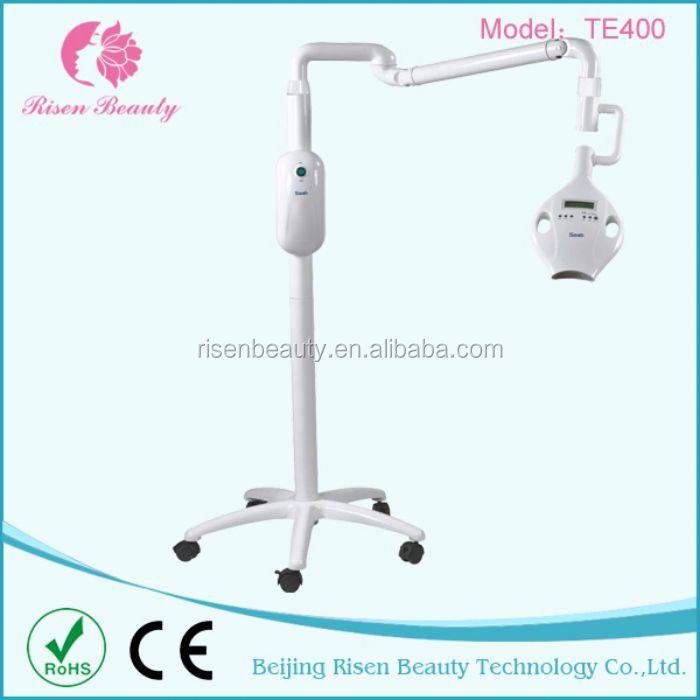 Factory directly sale Teeth whitening lamp/machine for spa and dental