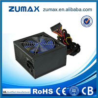 ZUMAX EUF400 Active PFC 400W 12V Desktop ATX power source