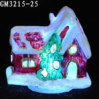 Small Christmas Movable Village House for Sale
