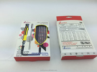 Cell phone repair tool kits