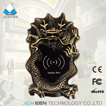 dragon design rf card canbinet sauna lock