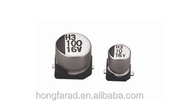 VT - 1000H at 105C SMD Aluminum Electrolytic Capacitor
