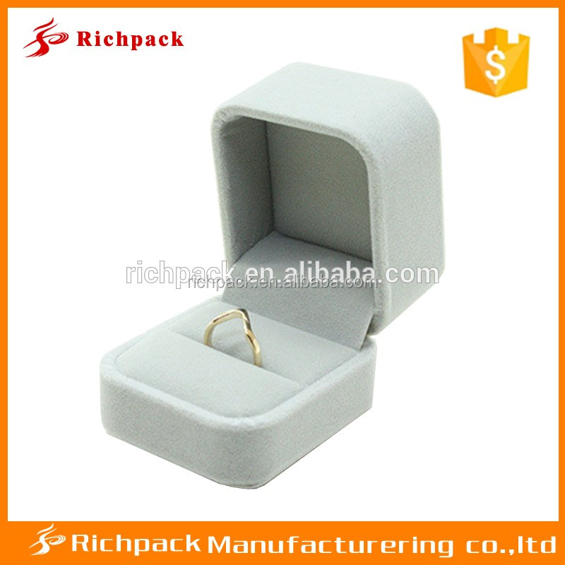 Fuzhou richpack gift jewelry ring box big lots jewelry box