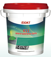 K11 General wateproof Slurry (liquid mixed with powder) waterproof coating