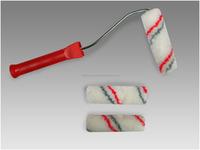 Cheap Oil Ceiling wholesale merchant Construction Accessories Paint Brush refillable Paint Roller