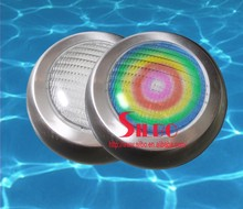 SWIMMING POOL & UNDERWATER COMPLETE LED LIGHT 19LEDs HP RGB WITH REMOTE CONTROL(SB8082)